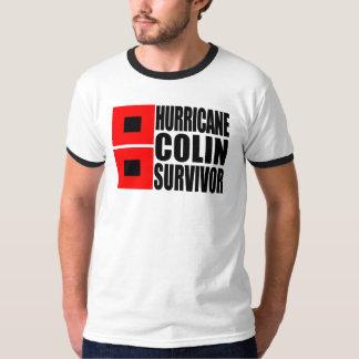 Hurricane Colin Survivor T Shirt