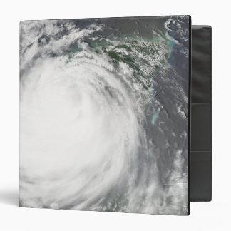 Hurricane Dean 2 3 Ring Binder