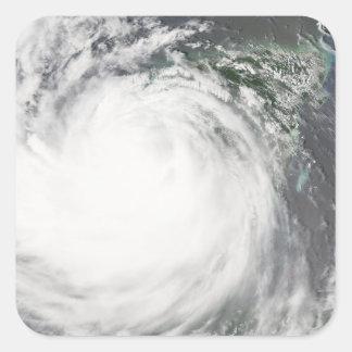 Hurricane Dean 2 Square Sticker