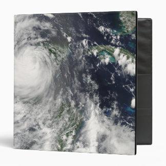 Hurricane Dean 3 Ring Binders