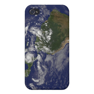 Hurricane Dean Approaches Yucatan Peninsula iPhone 4/4S Cover
