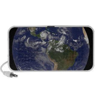 Hurricane Dean Approaches Yucatan Peninsula iPhone Speakers
