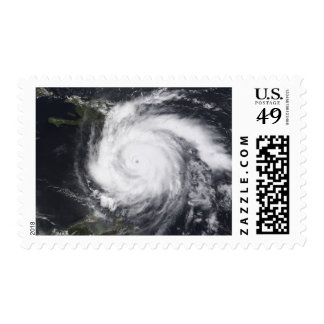 Hurricane Dean in the Atlantic and Carribbean Postage