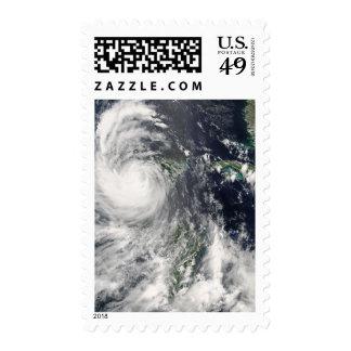 Hurricane Dean Stamp