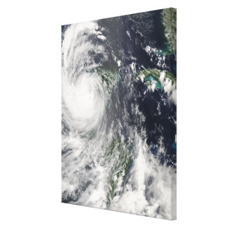 Hurricane Dean Stretched Canvas Prints