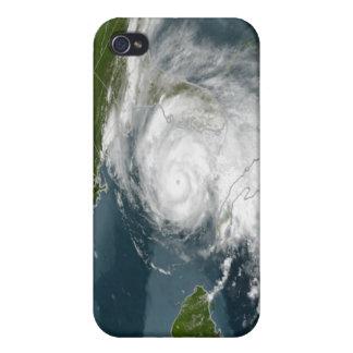 Hurricane Dennis 3 Case For iPhone 4