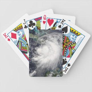 Hurricane Dennis Bicycle Playing Cards