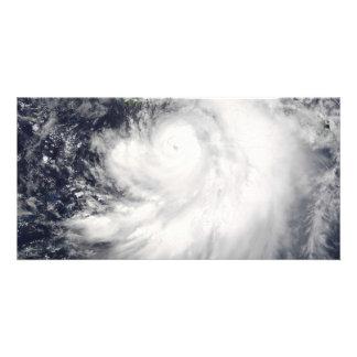 Hurricane Dennis Card