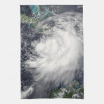 Hurricane Dennis Hand Towels