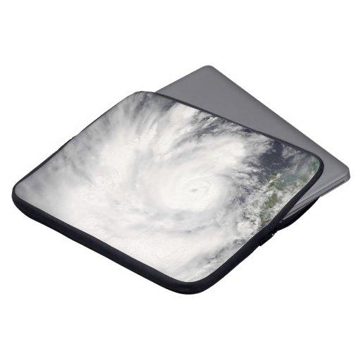 Hurricane Dennis Laptop Sleeve