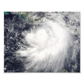 Hurricane Dennis Art Photo