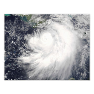 Hurricane Dennis Photographic Print