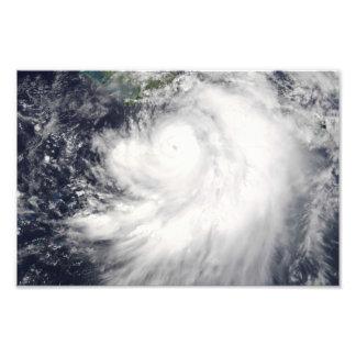 Hurricane Dennis Photo Print