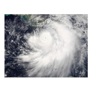Hurricane Dennis Postcard