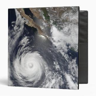 Hurricane Douglas 3 Ring Binder