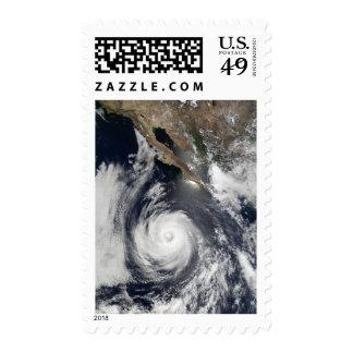 Hurricane Douglas Postage Stamp