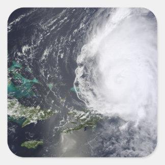 Hurricane Earl 2 Square Sticker