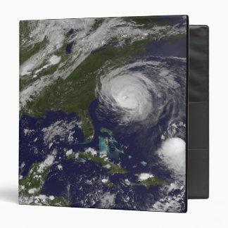 Hurricane Earl 4 Binder