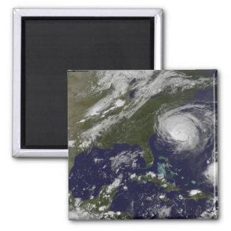 Hurricane Earl 4 2 Inch Square Magnet