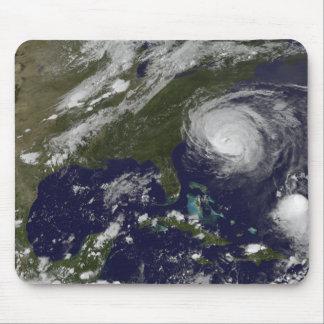 Hurricane Earl 4 Mouse Pad