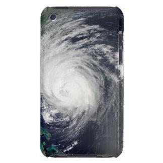 Hurricane Earl grazing the North Carolina coast iPod Touch Cover