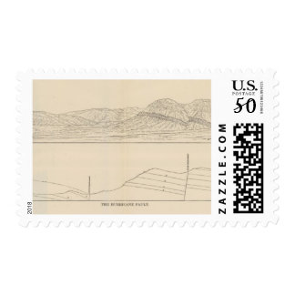 Hurricane Fault Postage