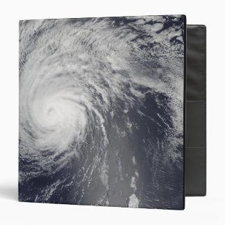 Hurricane Felicia 3 Ring Binder