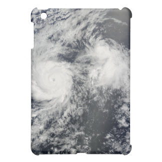 Hurricane Felicia and Storm Enrique east of Haw Case For The iPad Mini