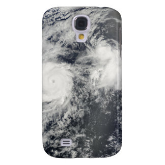 Hurricane Felicia and Storm Enrique east of Haw Samsung Galaxy S4 Case