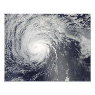 Hurricane Felicia Photographic Print