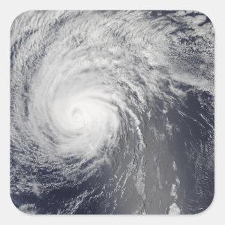 Hurricane Felicia Square Sticker