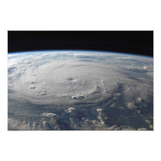 Hurricane Felix Photo Print