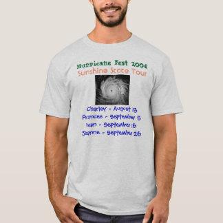 Hurricane Fest 2004 T-Shirt