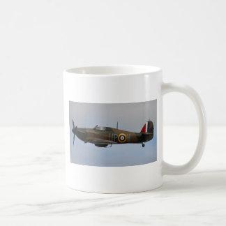 Hurricane Fighter aircraft WWII military plane Coffee Mug