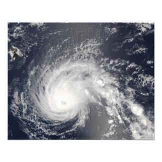 Hurricane Flossie Photo Print