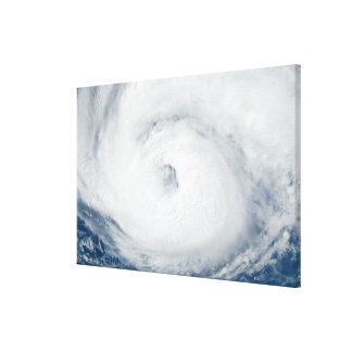 Hurricane Gordon 2 Canvas Print
