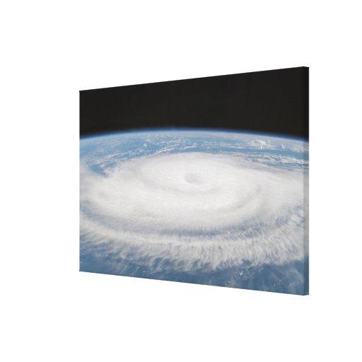 Hurricane Gordon 2 Canvas Print