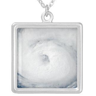 Hurricane Gordon 2 Silver Plated Necklace