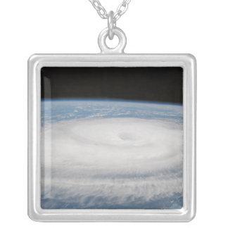 Hurricane Gordon 3 Silver Plated Necklace
