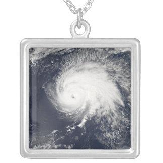 Hurricane Gordon Silver Plated Necklace