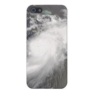 Hurricane Gustav over Hispaniola Cover For iPhone SE/5/5s