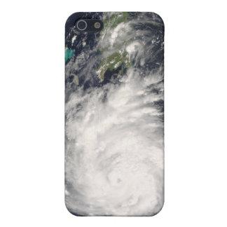Hurricane Gustav over Jamaica 2 Cover For iPhone SE/5/5s