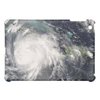 Hurricane Gustav over Jamaica 2 Cover For The iPad Mini
