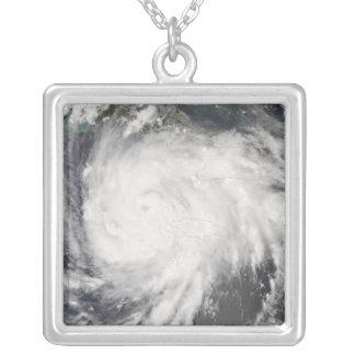 Hurricane Gustav over Jamaica Necklace