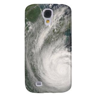 Hurricane Gustav over Louisiana Samsung Galaxy S4 Case