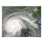 Hurricane Gustav over Louisiana Photo Print