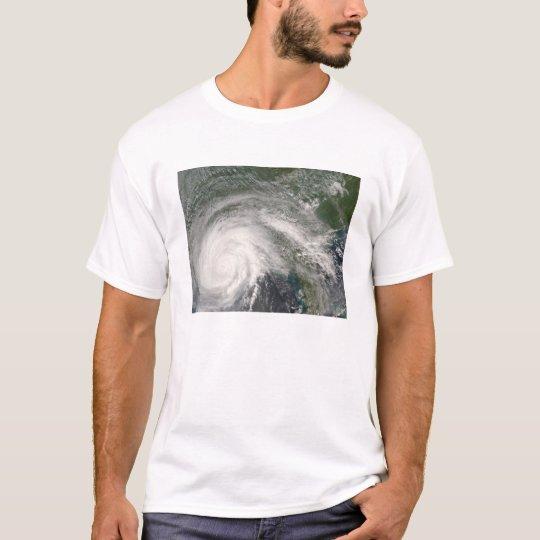 Hurricane Gustav over Louisiana T-Shirt