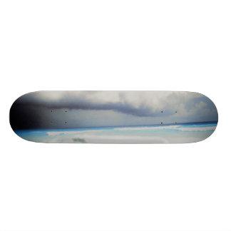 Hurricane Gustav Skateboard Deck