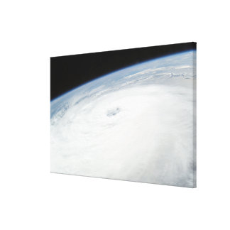Hurricane Helene Canvas Print