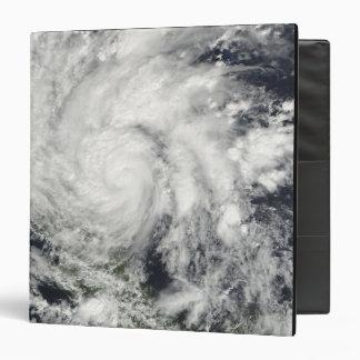 Hurricane Ida over Nicaragua Binder